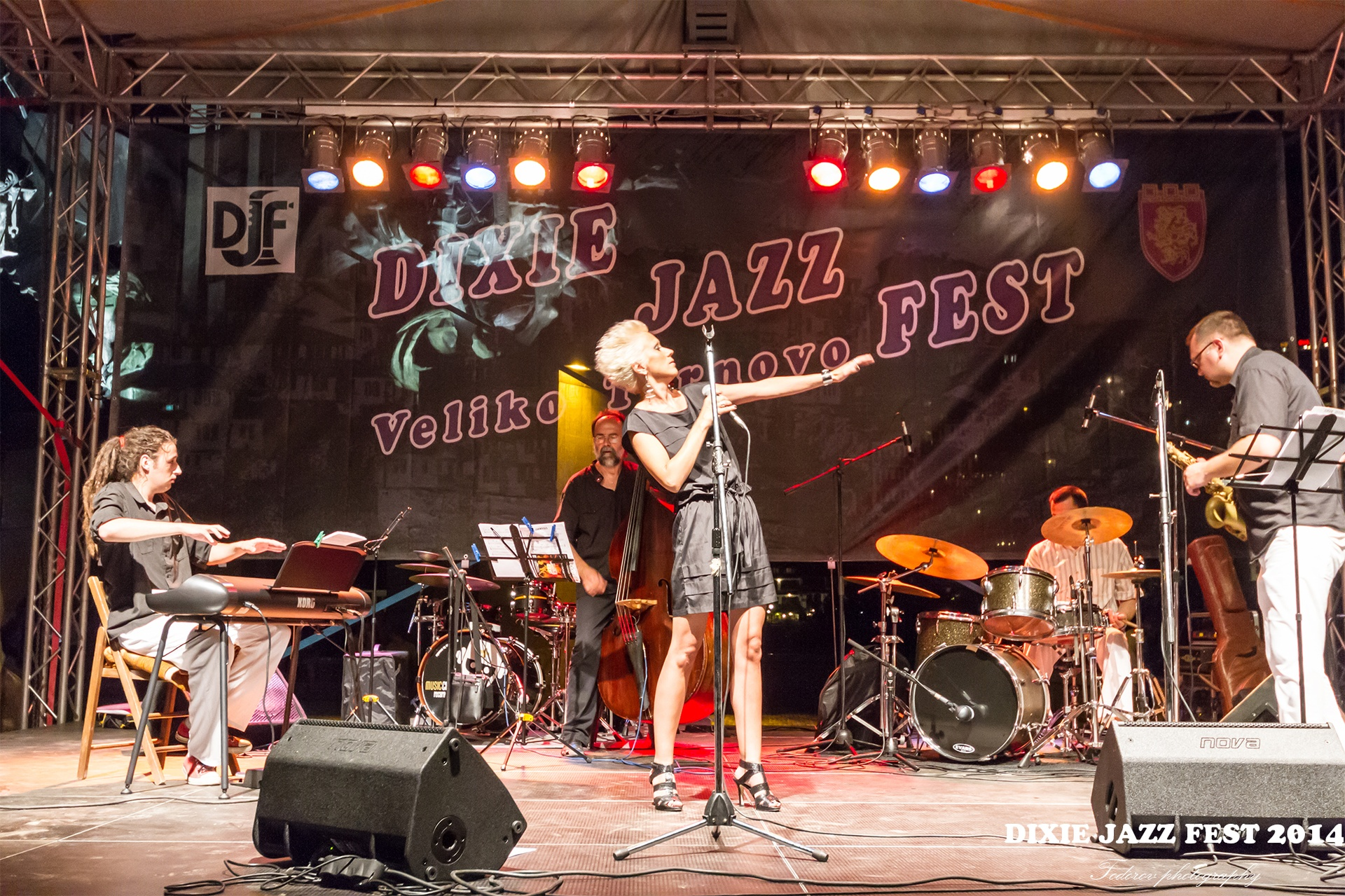 Kochetov Quintet @ DJF - Veliko Tarnovo ( Bulgaria )